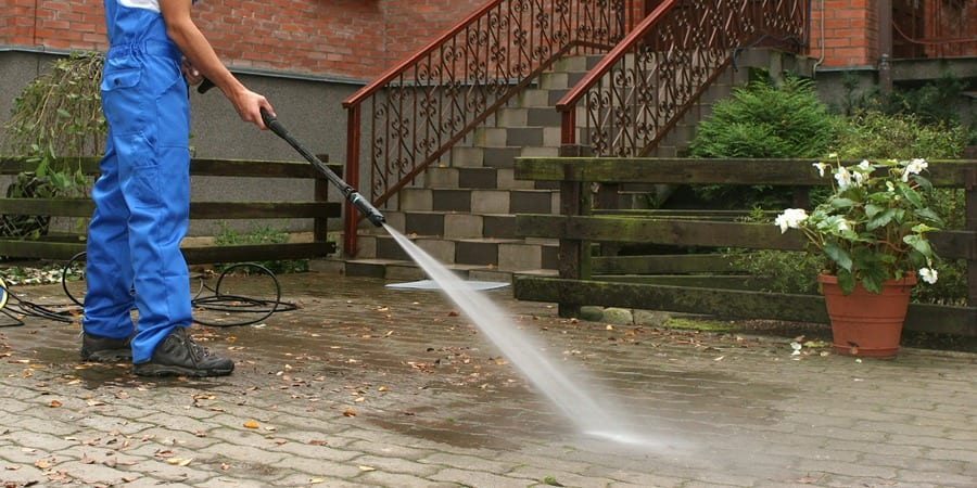 Pressure washing service in northamptonshire