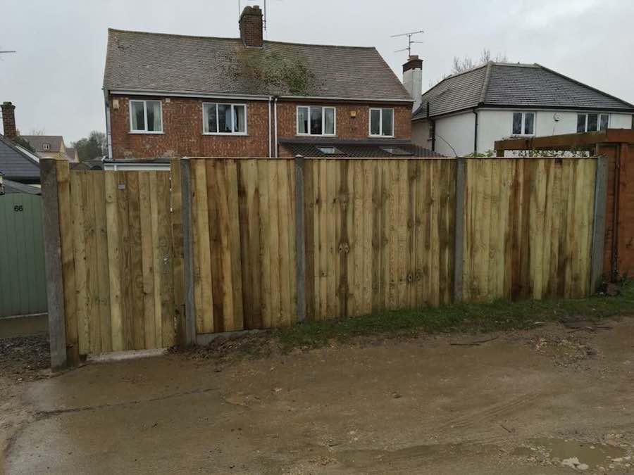 Fencing Contractors | Fencing Services | Fencing near me | Fencing Installation | Higham Landscapes